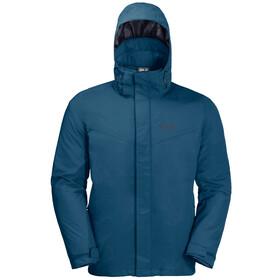 Jack Wolfskin Gotland 3In1 Jacket Men dark cobalt